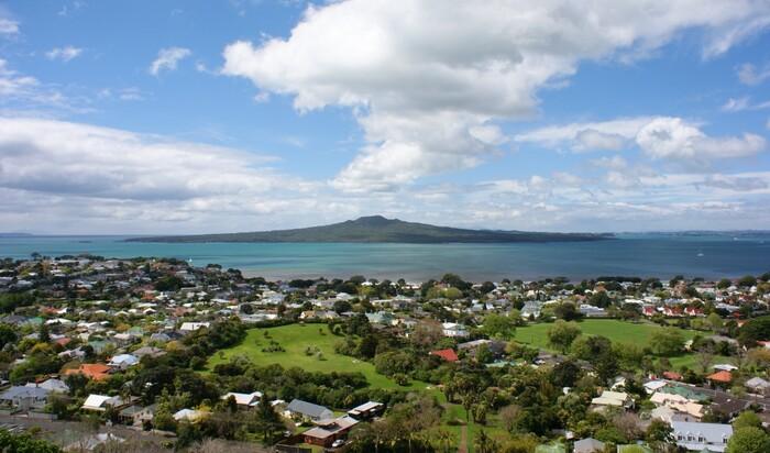 Девонпорт – Новая Зеландия: где-то на краю света