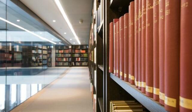 Взгляд на Новую Бодлианскую библиотеку после ремонта