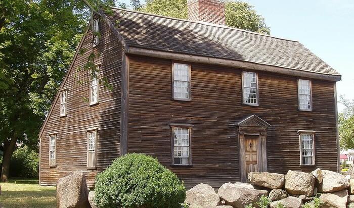 За что дом можно назвать «солонкой», или история домов Америки