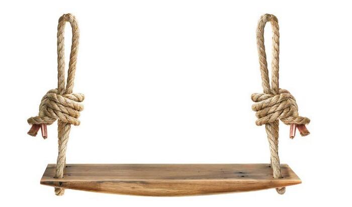 Лучшие примеры деревянных качелей