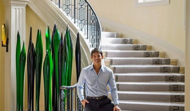 Ричард Лэндри - дизайнер для богатых и знаменитых