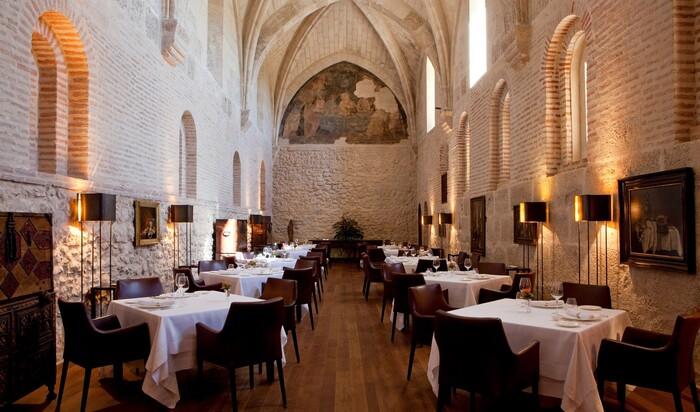 Роскошные интерьеры дорогих ресторанов