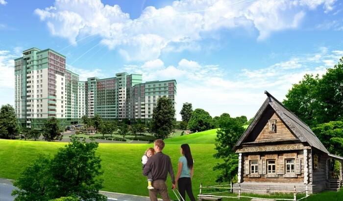 Постройка нового дома: выбрать город или деревню