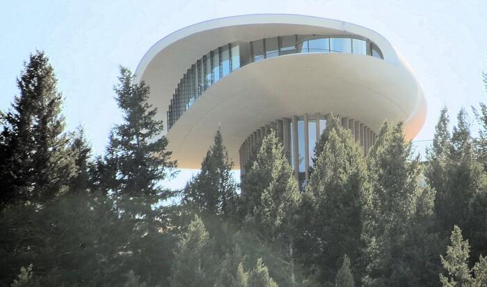 Когда архитектура вдохновляет кино
