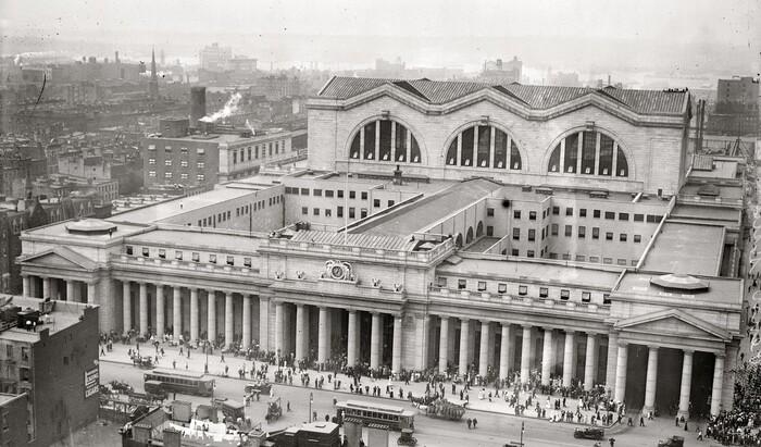 6 разрушенных архитектурных чудес