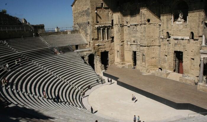 Наследие Древнего Рима во европейских городах. Франция.