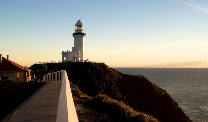 Гостиницы в австралийских маяках. Новая жизнь