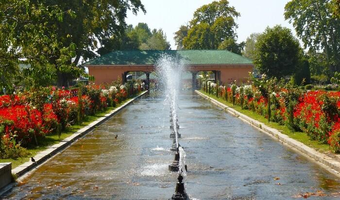 Зелёное наследие Великих Моголов. Знаменитые индийские сады