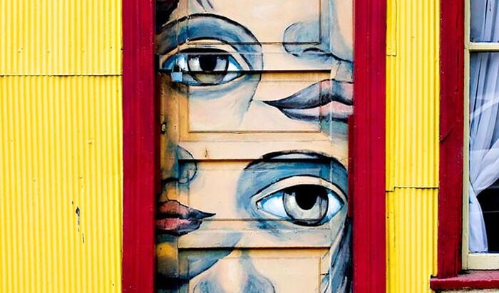 Красивые двери, которые, кажется, ведут в другие миры. Часть 1