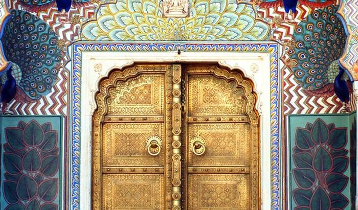 Красивые двери, которые, кажется, ведут в другие миры. Часть 2