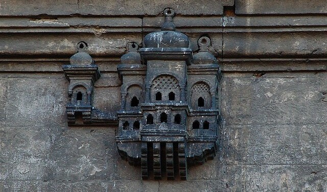 Дворцы для птиц: архитектура в мелочах
