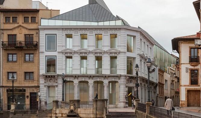 Как расширить музей? Испанский архитектор знает ответ