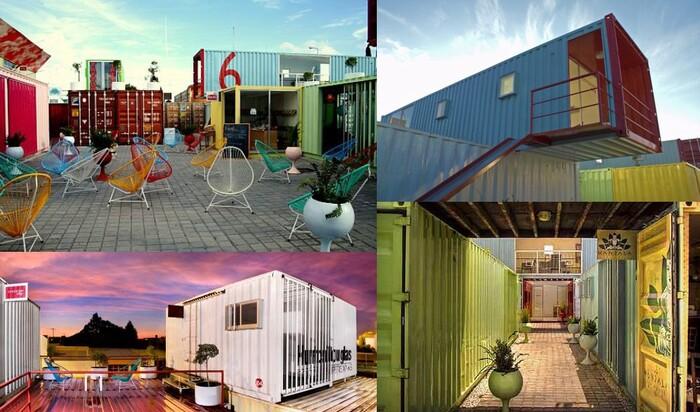 Экологичные «контейнерные» города наводняют мир
