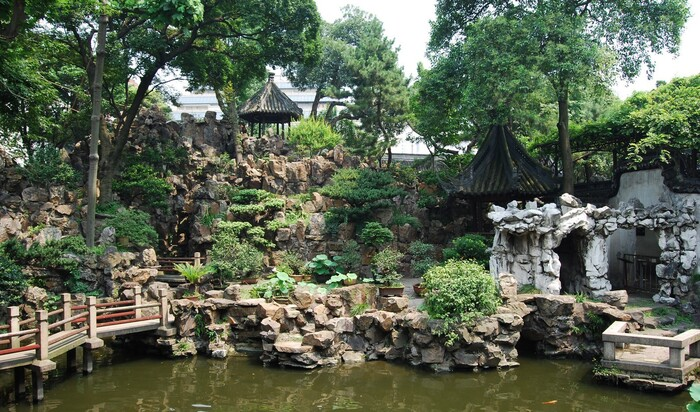 Изысканные и старинные сады в Китае. Исторические ландшафты Поднебесной