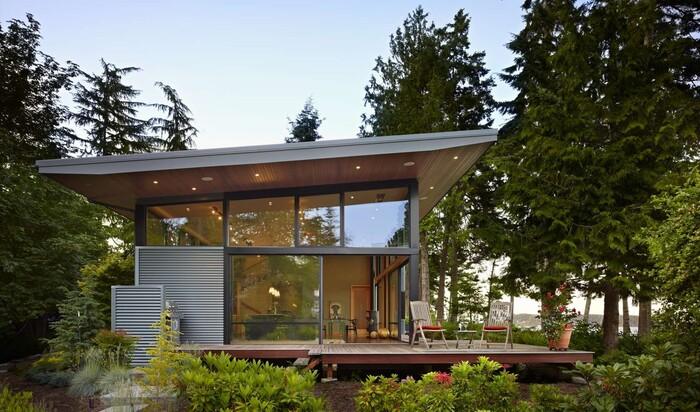 9 идей для обустройства двора без газона