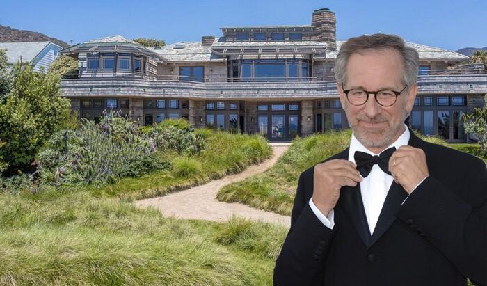 Стивен Спилберг продал свой дом в Малибу за 26 миллионов долларов