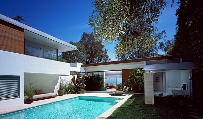 6 знаковых зданий Рихарда Нойтра в американской архитектуре