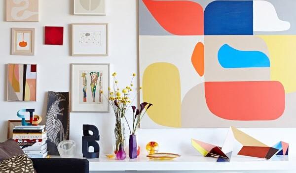 10 комнат с «негабаритным» искусством