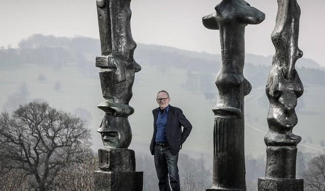 Питер Мюррей – создатель Йоркширского скульптурного парка