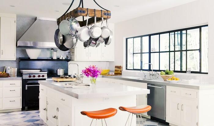 5 идей для кухонь, которые можно украсть у Нейта Беркуса