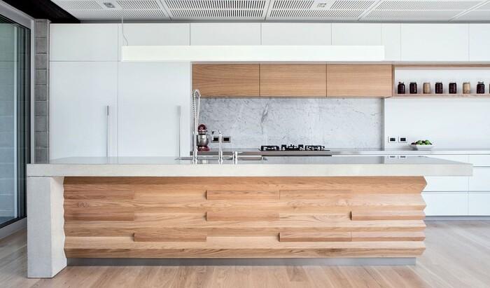 Может ли кухня-остров повлиять на стоимость вашего дома