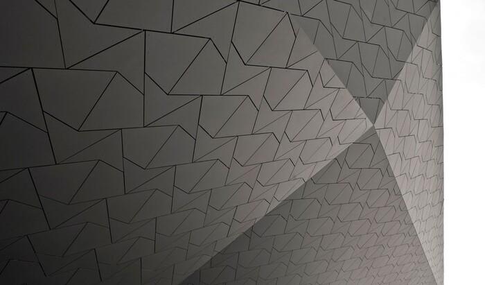 Фиброцементные панели equitone linea — инновационный отделочный материал ETEX