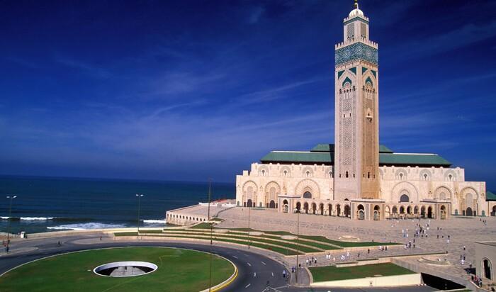 Центральная высшая школа Касабланки – здание устойчивого развития