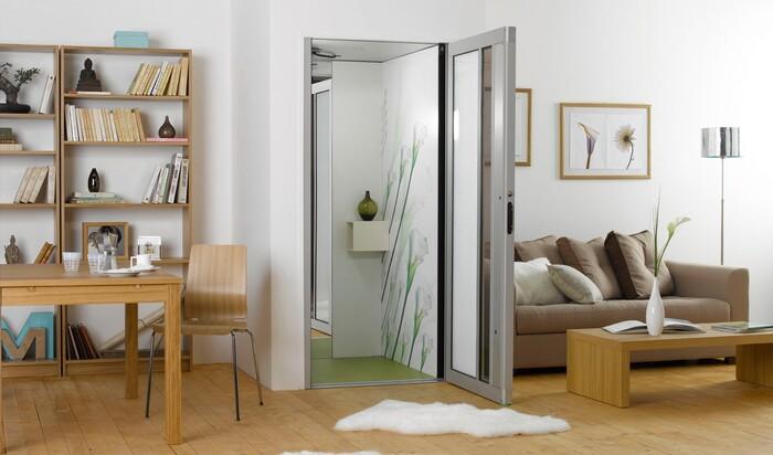 Лифт – удобное решение для частного дома в несколько этажей