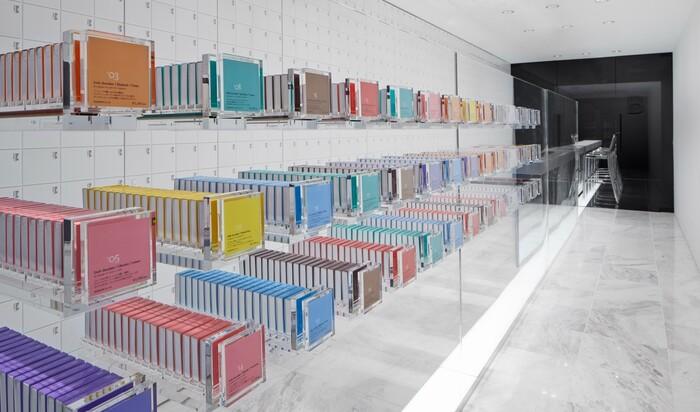 6 магазинов с привлекательным дизайном