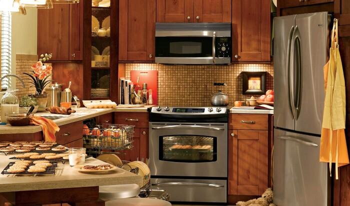 Правильное расположение холодильника на вашей кухне
