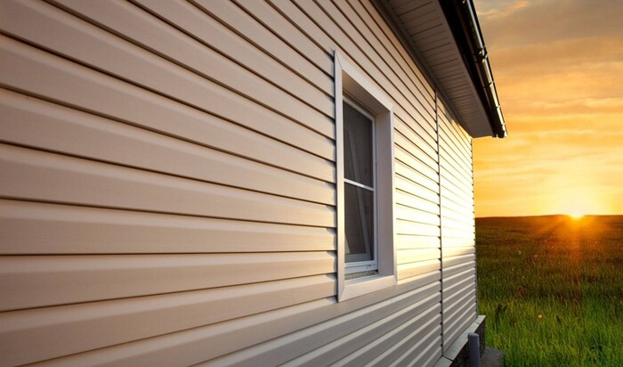 Виды винилового сайдинга для качественной отделки фасада дома