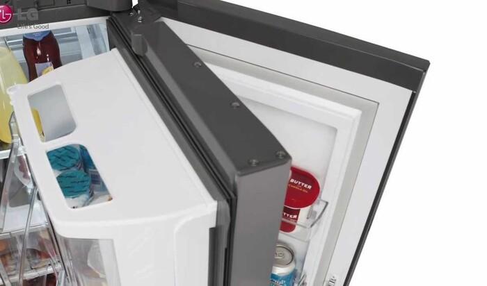 Интуитивный холодильник от LG