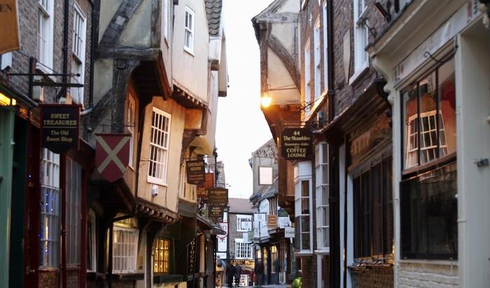 5 самых перспективных британских городов в 2016-м году