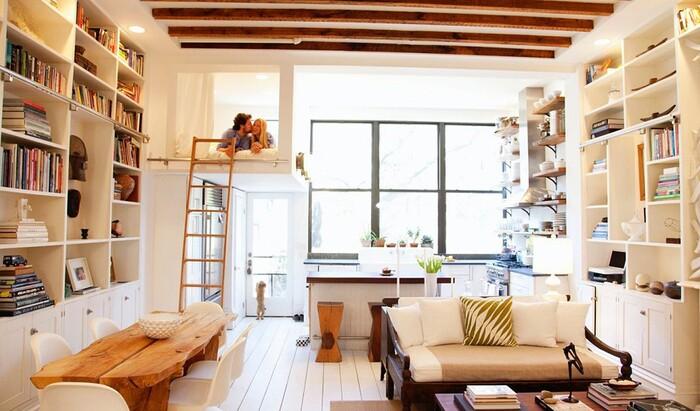 Домашние удобства, о которых жители Нью-Йорка только мечтают