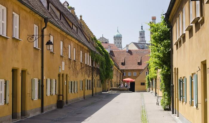 Немецкая деревня, в которой цены на съём жилья не росли в течение 500 лет