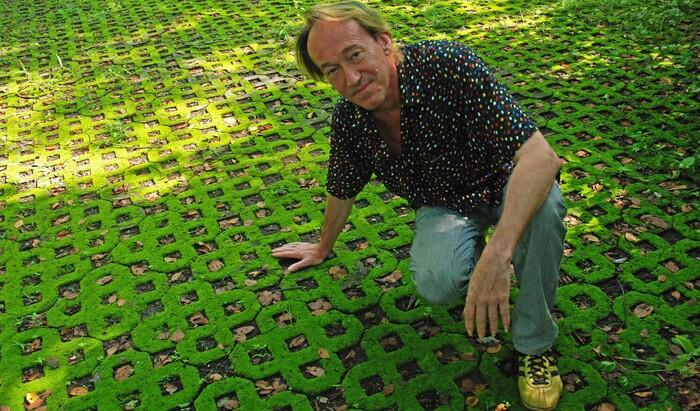 Парниковый эффект и вертикальные сады в доме Патрика Бланка