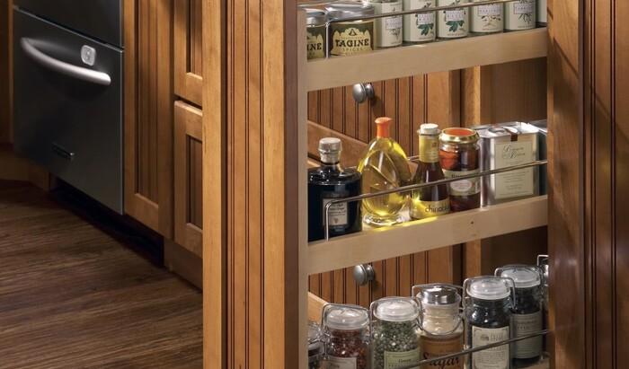 Приятные мелочи для кухни, которые экономят пространство