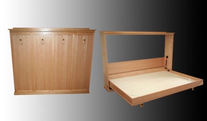 Возрождение кроватей Мёрфи: встроенные кровати и их история