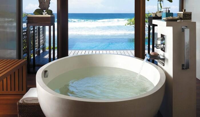 Дизайнерские примеры роскошных ванн для вашего дома