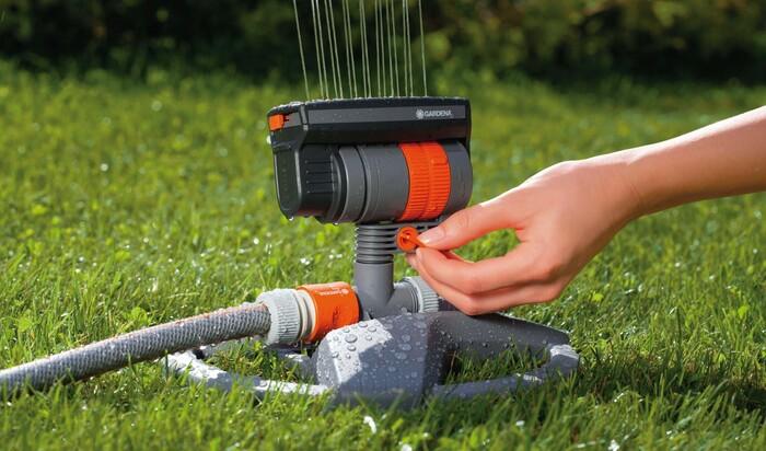 Поливочные системы для сада, огорода и дачного участка