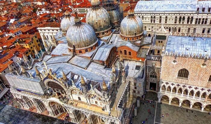 Главные особенности византийской архитектуры. Софийский собор