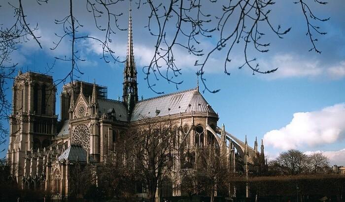 Происхождение готического стиля и его основные черты