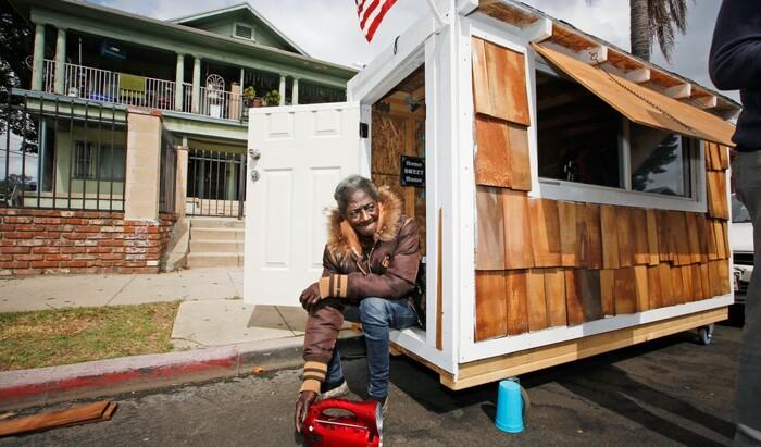 Эти крошечные дома в Теннеси изменили жизнь бездомных