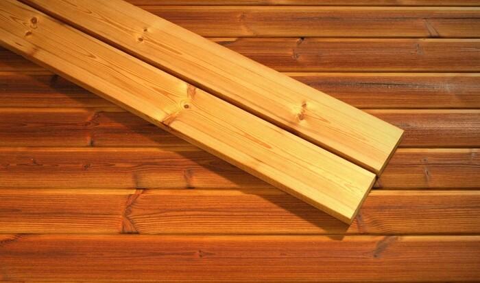 Термообработанная древесина — современный строительный материал