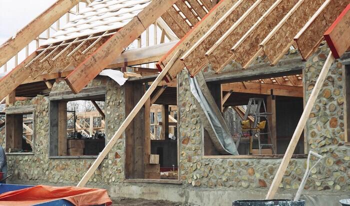 Технология глиночурка — исторический метод строительства домов