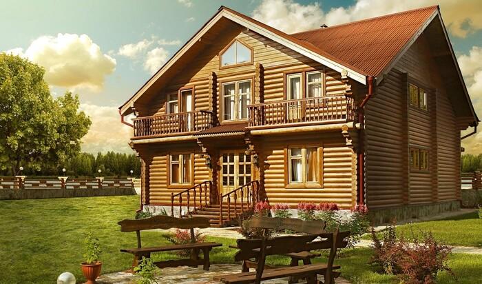 Необходимые материалы для строительства деревянного дома