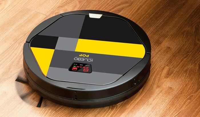 Робот пылесос как современный способ уборки помещения