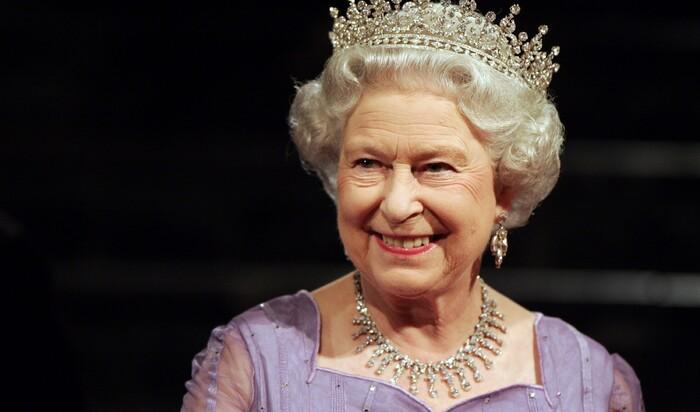 Гостиная королевы Елизаветы: шик или повседневность?