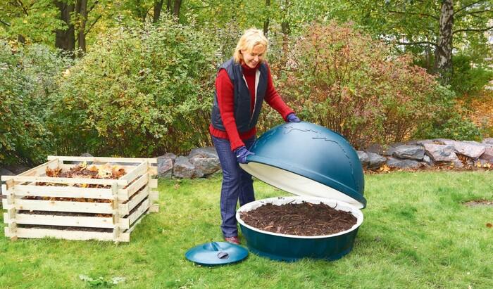 Как выбрать компостер для дачного участка и огорода?