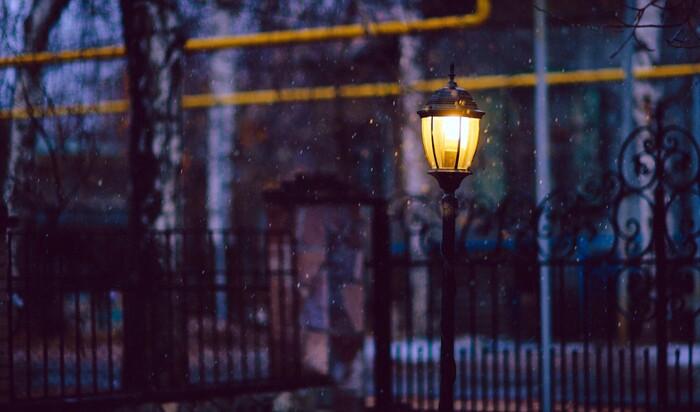 Уличное освещение на даче: виды и идеи
